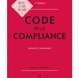 Code la Compliance Dalloz 2021