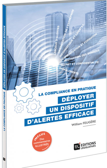 La compliance en pratique – Déployer un dispositif d'alertes efficace