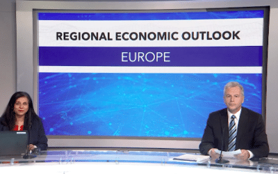 IMF: Regional Economic Outlook in Europe