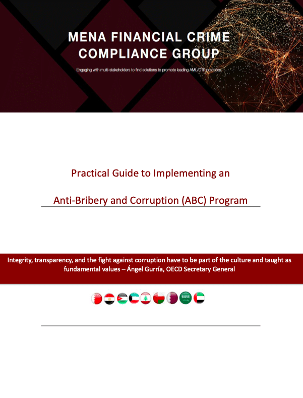 MENA: Practical Guide to Implementing an Anti-Bribery and Corruption (ABC) Program