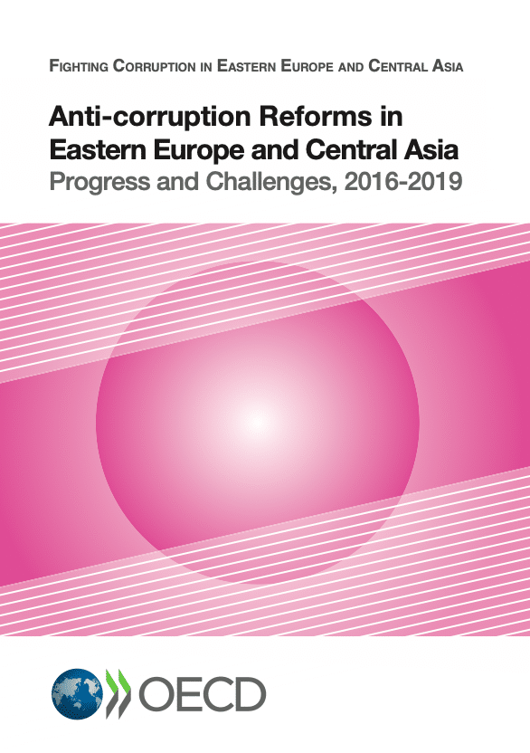 Anti-corruption Reforms in Eastern Europe and Central Asia (2020)