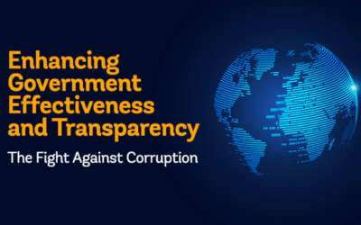 Enhancing Government Effectiveness and Transparency: The Fight Against Corruption