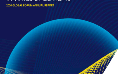 OECD 2020 GLOBAL FORUM ANNUAL REPORT