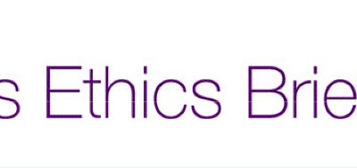 IBE : Business Ethics in the News 2020