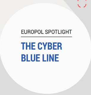 THE CYBER BLUE LINE – THE NEW LAW ENFORCEMENT FRONTIER